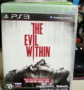 The Evil Within на Playstation 3