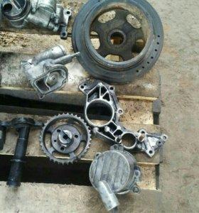 Двигатель Мерседес 2,2цди