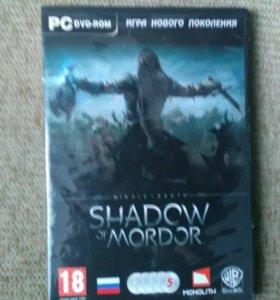 Видео игра SHADOW of MORDOR