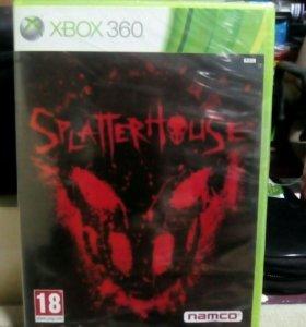 Splatterhouse на Xbox 360