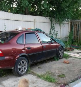 Opel vectra b по запчастям