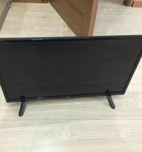 Отличный LED телевизор LG 28LH451