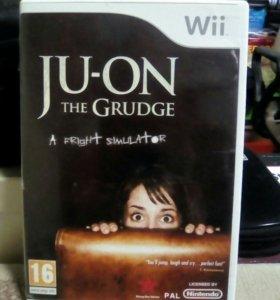 JU-ON The Grudge на Nintendo Wii