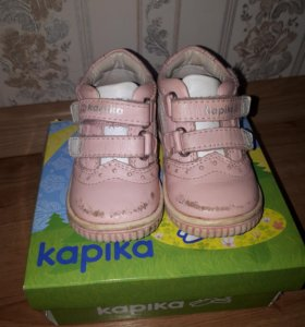 Ботинки демисезонные Капика
