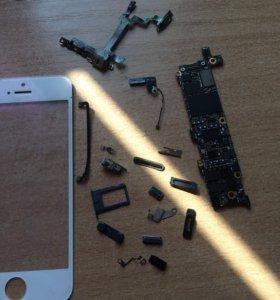 Запчасти iPhone 5