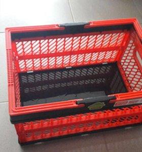 Ящики складные, с ручками 17 л