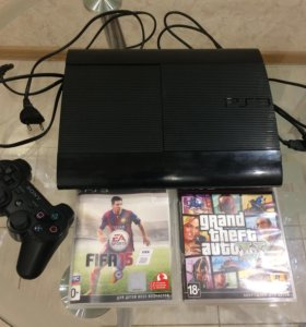 Sony Play Station 3 Slim 500GB
