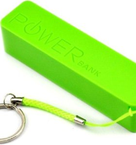 Power Bank 2600 мА