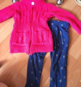 Детские вещи на 3 года девочке