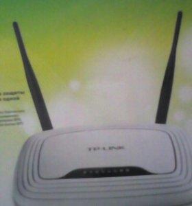 Продам беспроводной маршрутизатор Tp-link (wi-fi)