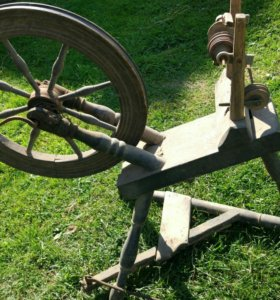 Старинная прялка 19 век
