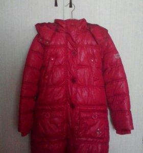 Пальто для девочки 12 лет