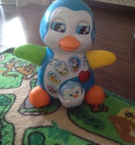 Обучающая игрушка Мама пингвин и пингвиненок