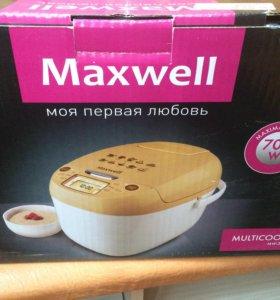 Мультиварка Maxwell MW-3801 BN