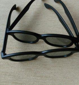 Очки Philips для 3d фильмов
