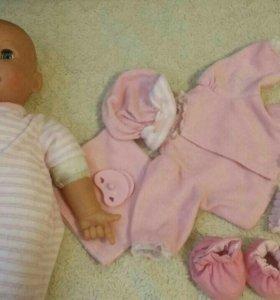 Кукла baby born оригинал б/у