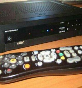 ТВ приставка цифровая Motorola-VIP-226E, HDD