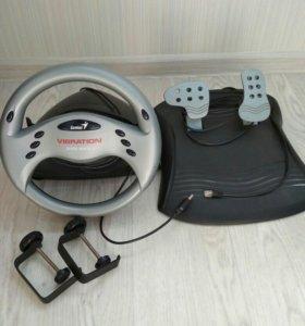 руль Genius Speed Wheel 3 MT