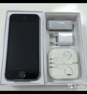 iPhone 5 s 16 space gray