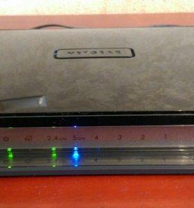 Wi-Fi роутер NETGEAR N750 2-диапазонный гигабитный