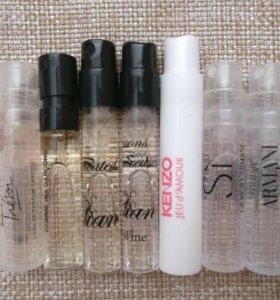 Пробники парфюма