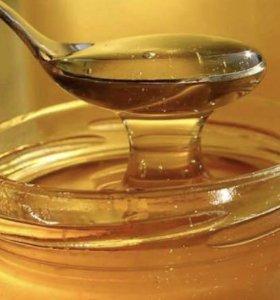 Мёд цветочный свежий