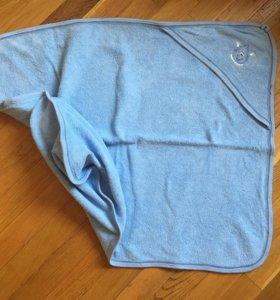 Полотенце детское для новорожденного