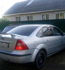 Форд фоку 2 2006г.
