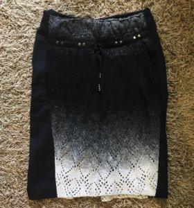 Классические утеплённые юбки