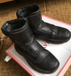 Зимние ботинки 35 р-р