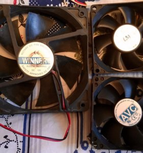 Корпусные вентиляторы