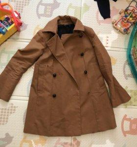 Тренч/тонкое пальто Zara