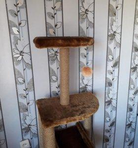 Кошкин дом ( уголок )