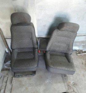 Кресла передние для Ваз 21014