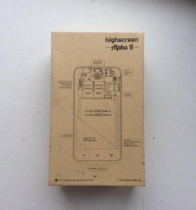 Смартфон Highscreen Alpha R