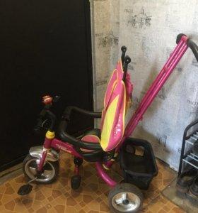Детский велосипед Navigator Trike трёхколёсный