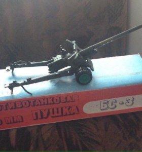 Противотанковая пушка БС-3