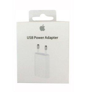 Адаптер питания Apple USB Lighting