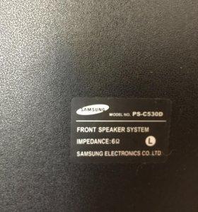 Колонки Samsung+усилитель