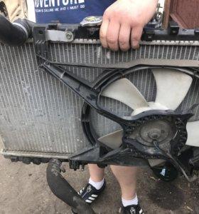 Радиатор на Ниссан