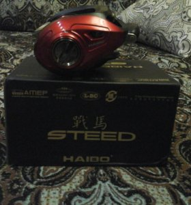 Катушка мультипликаторная HAIBO STEED 51 MS