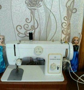 Швейная машинка.Чайка 132М