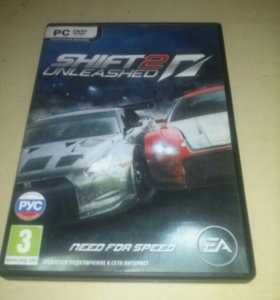 Need for speed shift 2на пк
