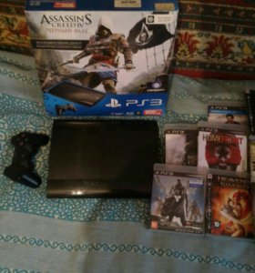 PS3 лицензия