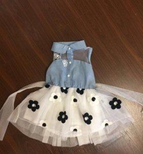 Платье на рост 86-90