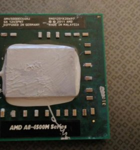 Процессор amd 4500м