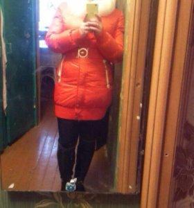 Куртка зима раз 44,46