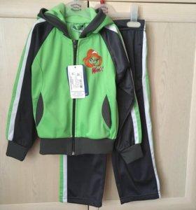 Спортивный костюм р 98 (новый)