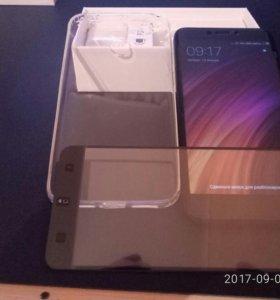 Телефон xiaomi 4x 4+64 гб.Гарантия(чехол+стекло)