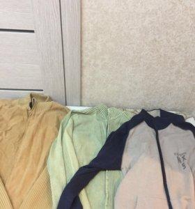 Кофты рубашки пиджак